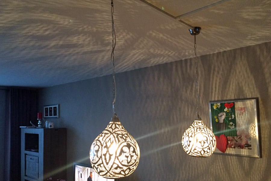 Eetkamer Lampen : terug naar overzicht volgende >> vorige