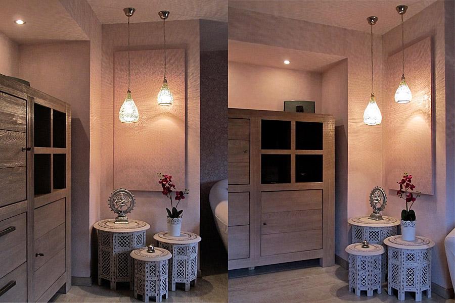 Salontafel Lamp Woonkamer