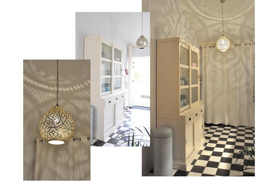 Hanglamp Boven Keuken : Arabische hanglampen Zatouna eetkamer