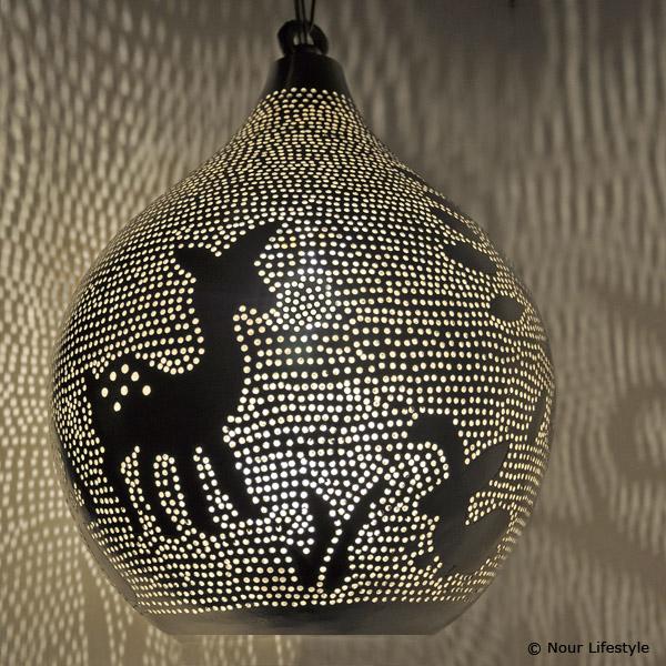 Egyptische (Arabische/Oosterse) handgemaakte lampen uit Egypte