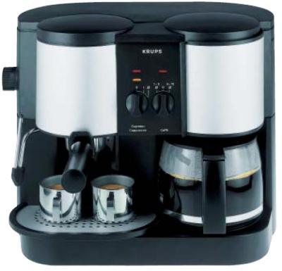 Duo koffiezetapparaat