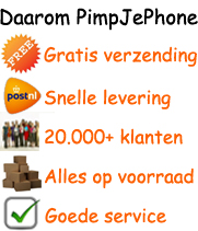 Daarom PimpJePhone.nl.