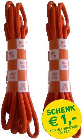 Special - Oranje Leeuwinnen veters