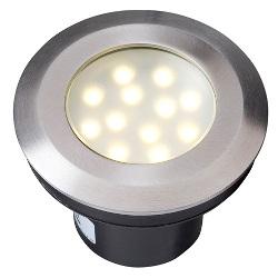 12 VOLT AUREUS RVS  LED GRONDSPOT GARDEN LIGHTS