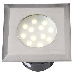 GARDEN LIGHTS ELARA RVS LED GRONDSPOT, 12V