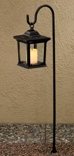 ASSISI 7323 SOLAR KONSTSMIDE LED