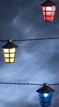 Lantaarn lichtsnoer 4162-500 Konstsmide