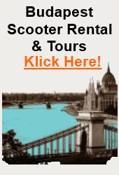 Scooter Rental in Budapest City Center - Scooter Hire and Tours