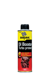 Oil Booster + Turbo Protect