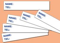 Standaard labels