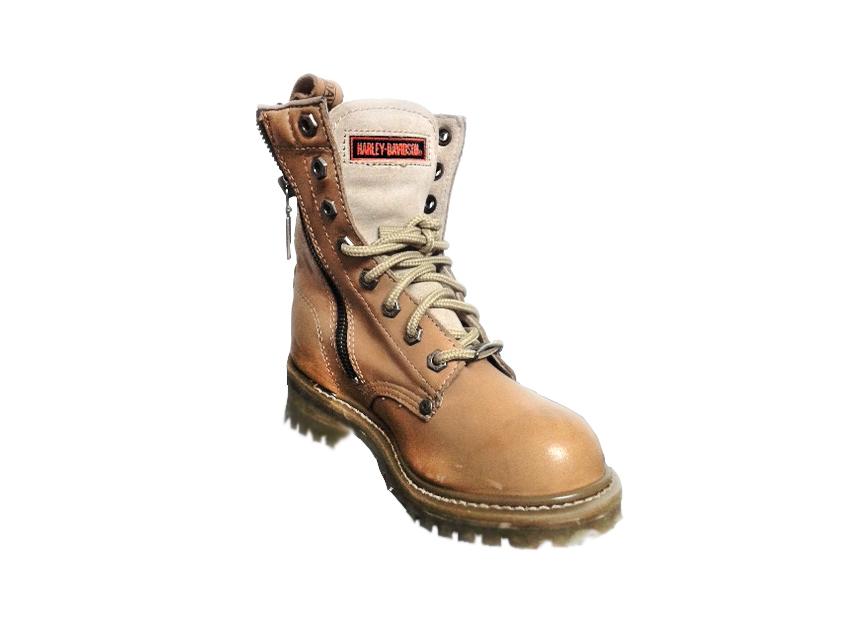 http://myshop.s3-external-3.amazonaws.com/shop1529500.pictures.bruine-lederen-schoenen-harley-davidson-leer-suede-boot-logger-bon-goedkoop.JPG