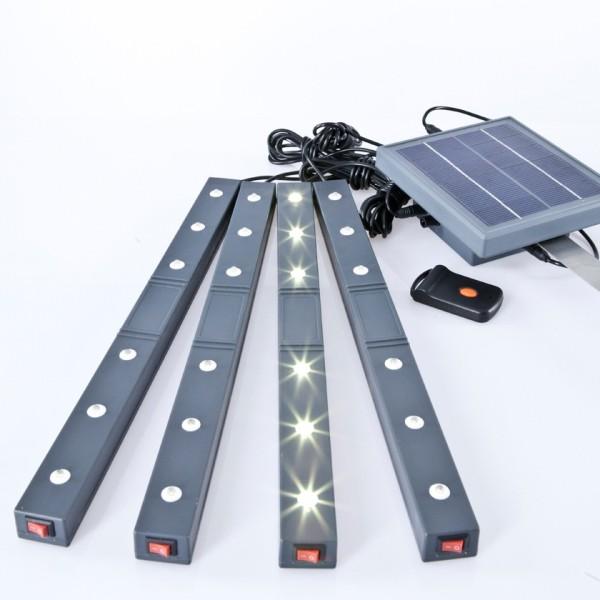 Gacoli Power Blocks solar verlichting op zonne-energie voor buiten