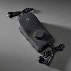 Konstsmide 4807-007 Dimmer met lichtsensor en 6 of 9 uurs timer