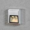 CHIERI 7914-310 LED WANDLAMP VIERKANT