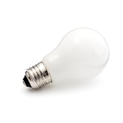 Konstsmide LED kogellamp E27 warmwit 7706-210