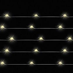 Kerstverlichting lichtsnoer 100x Led, warmwit