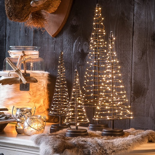 santa tree fairybell voor binnen