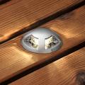 MINI LED GRONDSPOTS  SET 6 STUKS 7659-000
