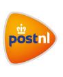 Wij versturen met PostNL