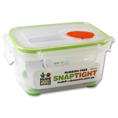 Voedsel bewaar magnetron box Smash Snap Tight