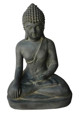 Boeddhabeeld meditatie