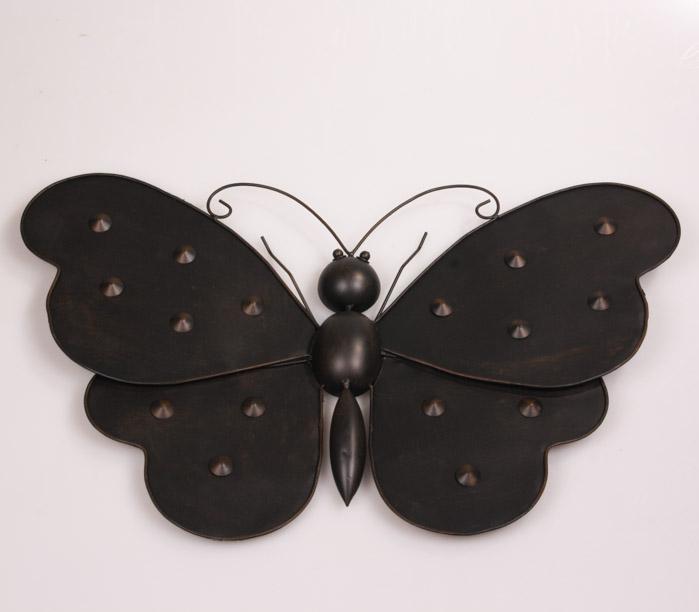 Vlinder aan de wand
