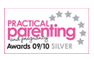Practical Parenting Award Silver