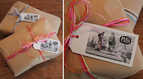 cadeauverpakking Sinterklaas