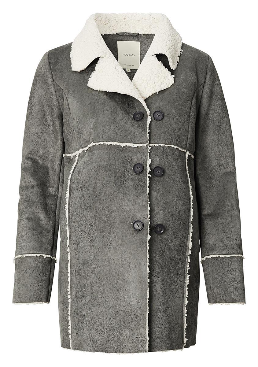 Coat 70652 Haven grey