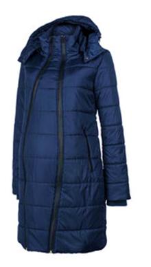 Coat Zipper C162050 navy