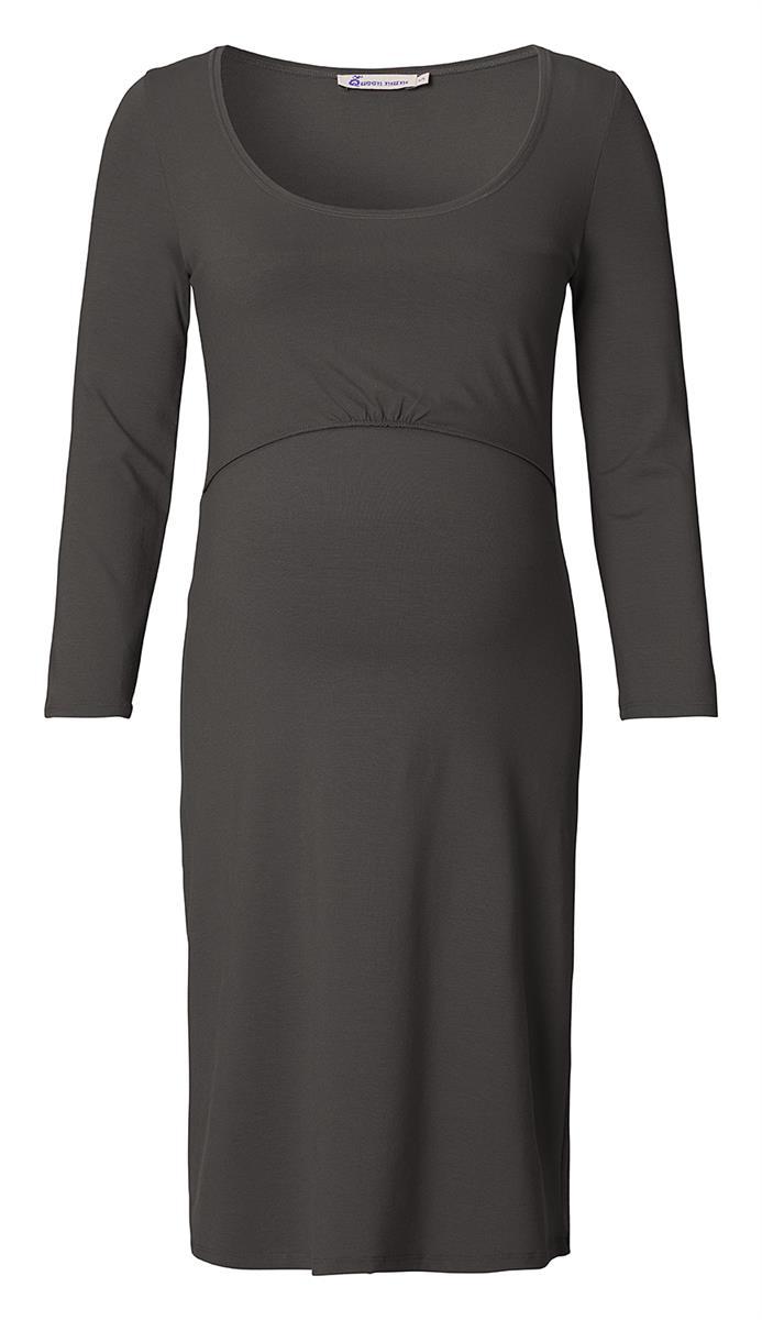 Dress N 7300.4063 d.grey