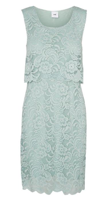 Dress Mivana blue