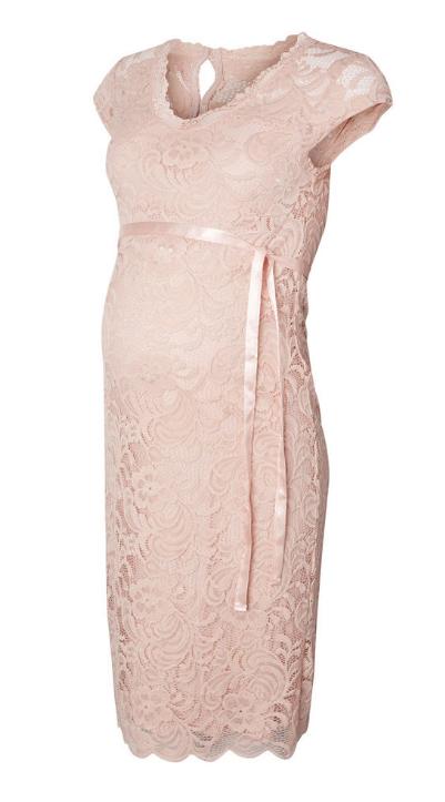 Dress N.Mivana peach