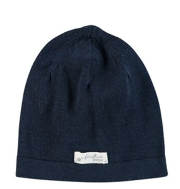Hat knit 53100078 navy