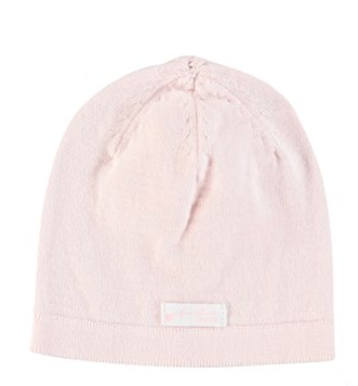Hat knit 53100078 roze