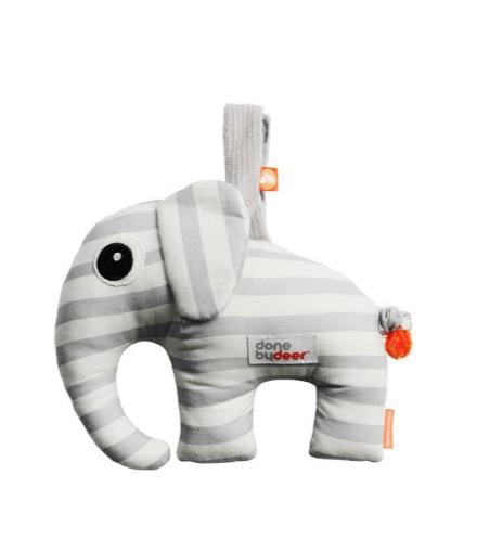 Musical toy Elpee grey
