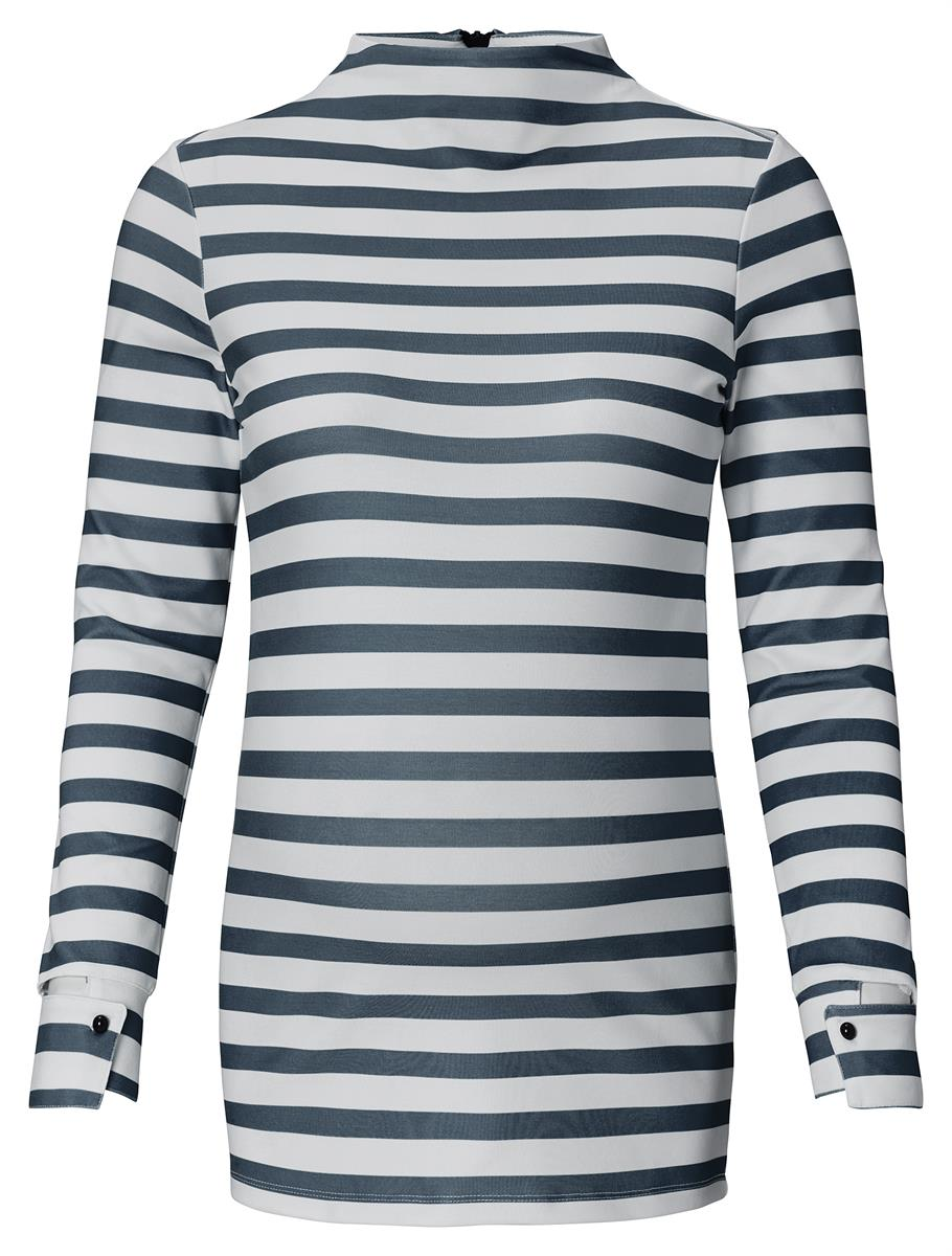 Top striped (S0710) black