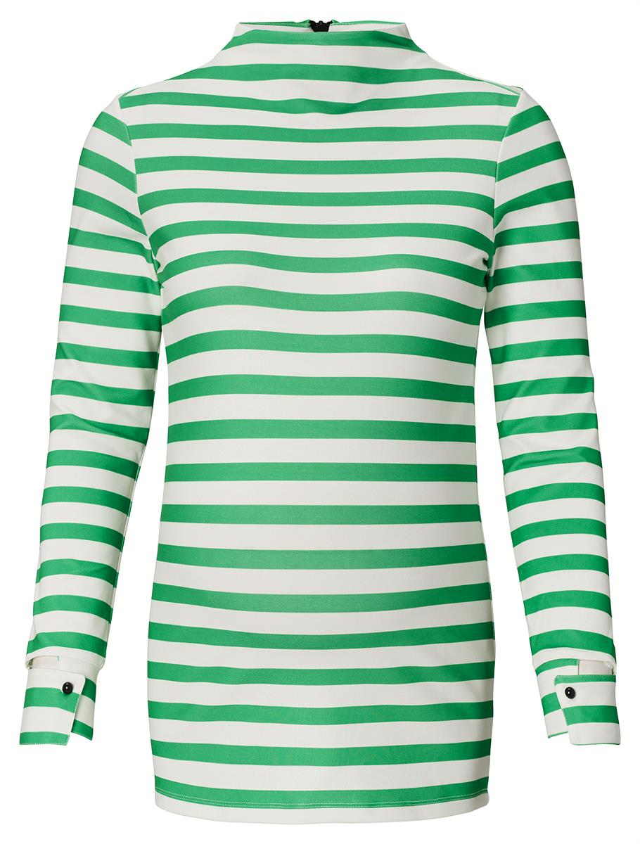 Top striped (S0710) green