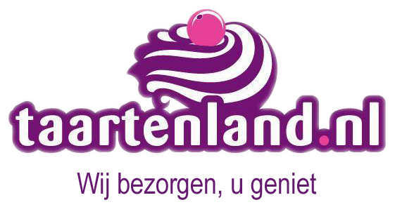 Taartenland, wij bezorgen u geniet