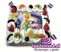 Tinkelbel taart