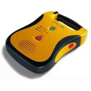 Defibtech lifeline AED incl. gratis Rescue kit + AED logo op sticker