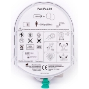 Samaritan PAD-pack elektroden en batterij