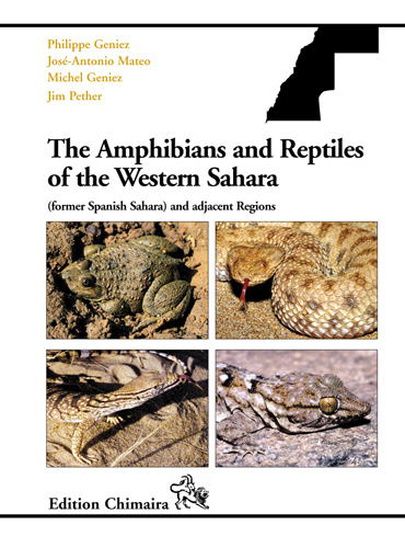 The Amphibians and Reptiles of the Western Sahara and adjacent Regions (EN)