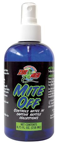 Mite Off Non Toxic Mite Remedy 258 ml.