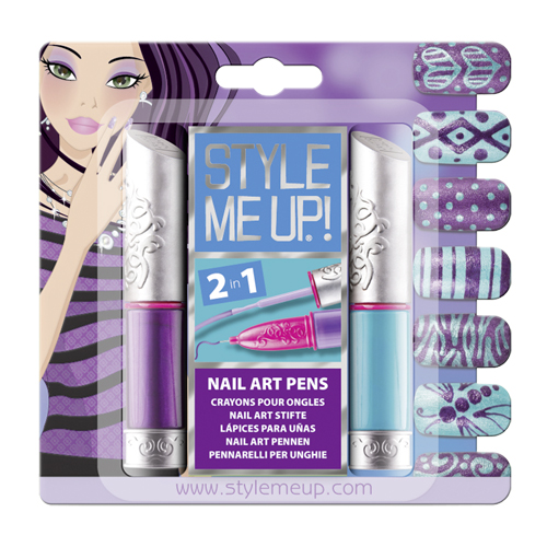 Style Me Up Nagel Pen