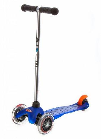 Mini Micro step blauw 2-6 jaar