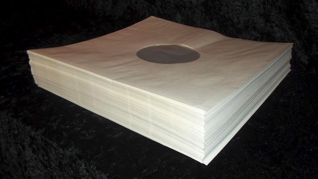 Storing Vinyl Vinyl