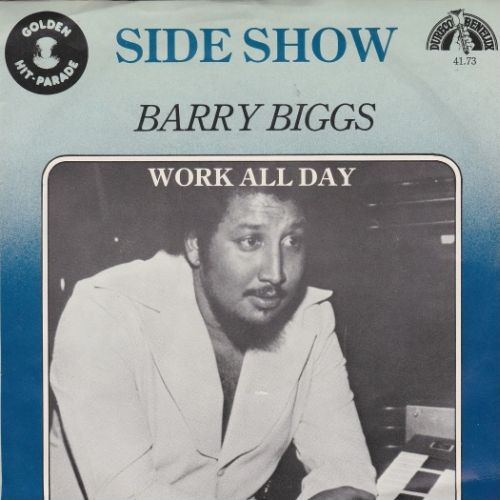 Barry Biggs Work All Day