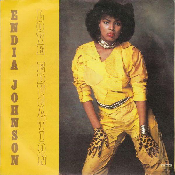 Endia Johnson Love Education Swedish Remix