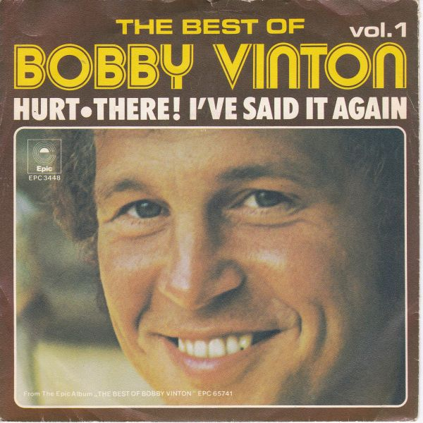 Bobby Vinton - It Hurts To Be In Love